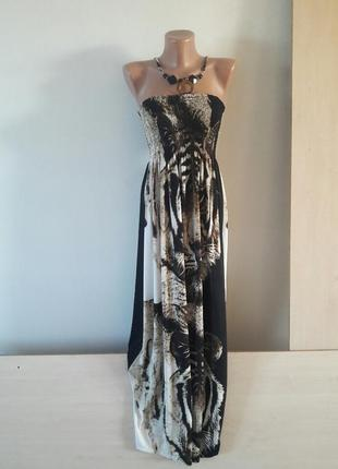 Платье сарафан ❤ как новое❤ шикарная