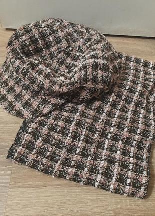Набір ( берет + шарф )💥