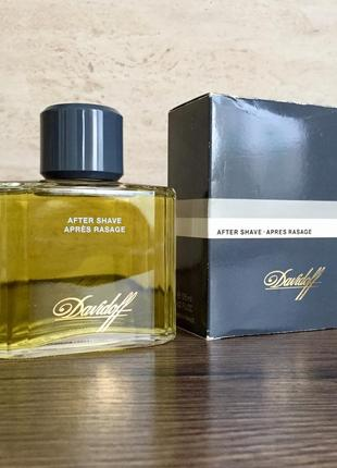 Davidoff classic for men pour homme винтаж