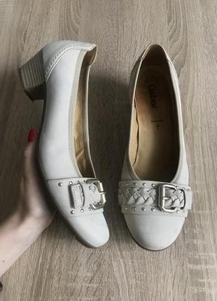 Gabor 40 р туфли туфлі туфельки