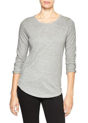 Gap пуловер легкая серая кофта