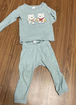 Пижамка h&m