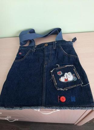 Сумка джинсовая5 фото