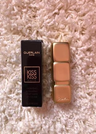 Guerlain kiss kiss matte candy nude m309