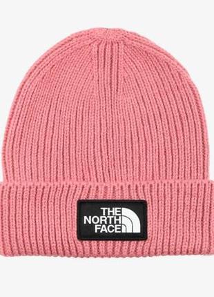 Оригинальная шапка the north face logo box mesa rose(nf0a3fjxrn21)