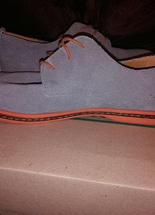 Мужские ботинки демисезон