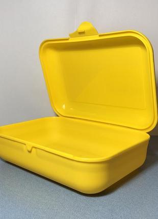 Эко ланч-бокс контейнер холдер для обедов снеков завтраков