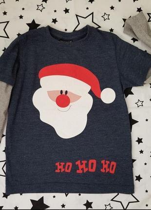 Реглан светр кофта лонгслив новорічний свитер новогодний свитшот санта