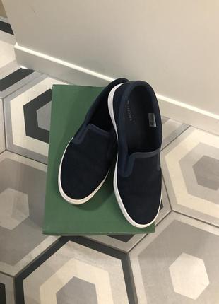 Lacoste слипоны макасины туфли тапки р 39,5, 40
