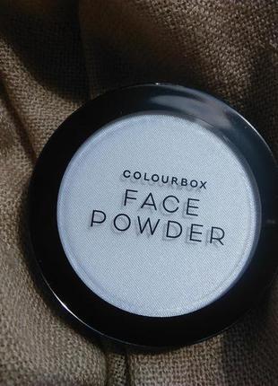 Компактная пудра colourbox