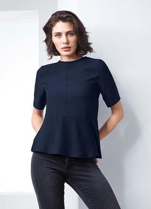 Стильная элегантная блуза, блузка от тсм tchibo (чибо), германия, от 42 до 54
