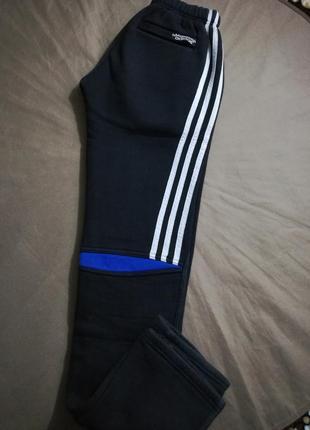 Фирм.тёплые спорт.штаны.унисекс