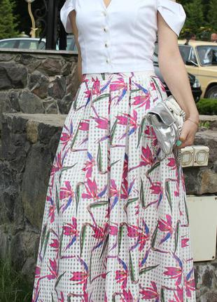 Безумно красивая юбка от андре тан