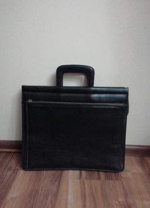 Шкіряна сумка, шкіряний портфель, кожаний портфель