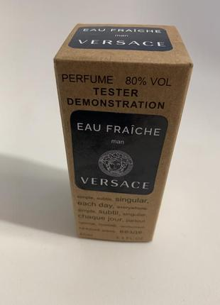 Тестер мужской фреш, man eau fraiche 60мл