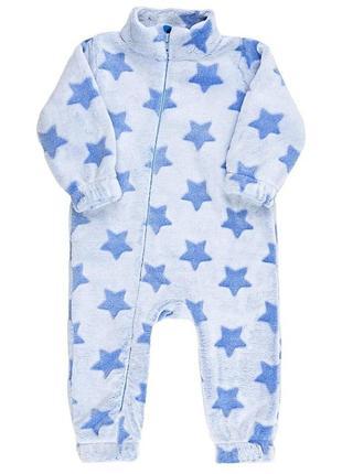 Теплий комбінезон для малюків, зірка