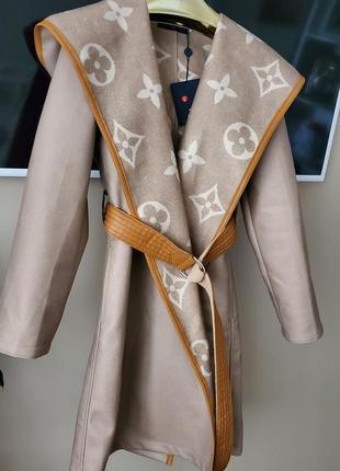 Пальто louis vuitton