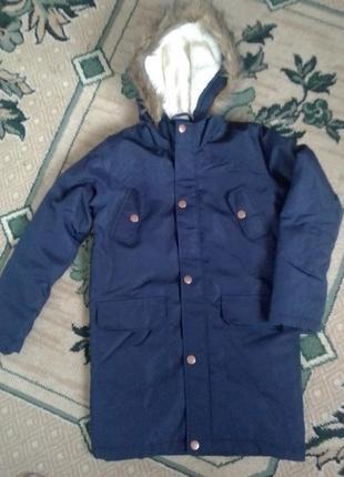 Куртка парка деми pepperts 146