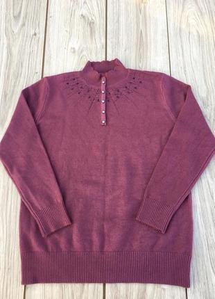 Гольф massimo dutti реглан джемпер кофта свитер мягкий тёплый приятный шерстяной