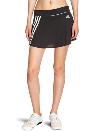 Спортивна спідниця adidas climalite tennis розмір s 8-10 юбка