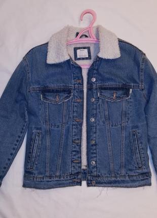 Куртка джинсовая, джинсовка