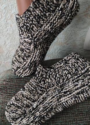 Носки-следки теплые р.39-40