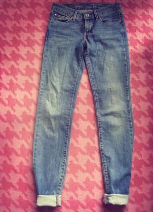 Крутые новые джинсы levis
