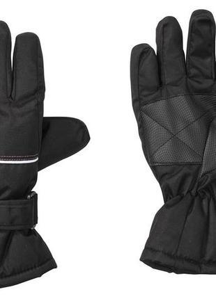 Лыжные термо перчатки crivit pro, германия ( размер  6 и 6,5)
