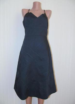 Красивое котоновое платье от oasis