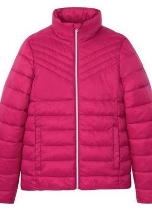 Яркая стильная курточка демисезон на девочку германия