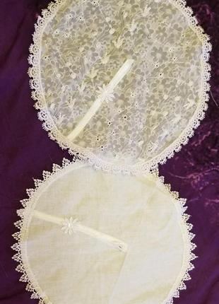 Салфетка под свечи для кристин , свадьба