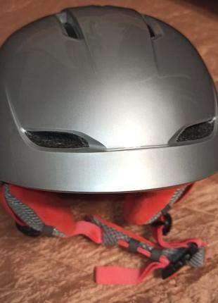 Лыжный шлем детский 48-51 (xs/s) на 4-6 лет