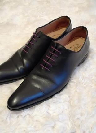 Дизайнерські туфлі brett&sons hand made
