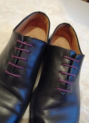 Дизайнерські туфлі brett&sons hand made2 фото