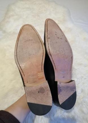 Дизайнерські туфлі brett&sons hand made4 фото