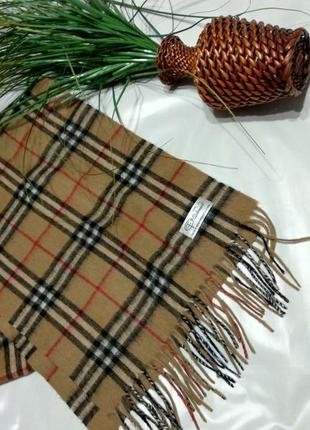 Кашемировый шарф 100%кашемир