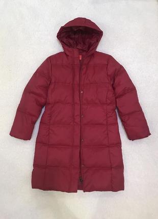 Трендовый тёплый дутый пуховик, пухова куртка зимняя outdoor