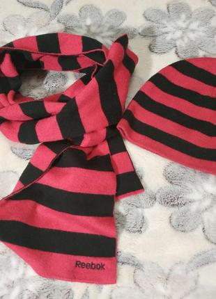 Набор шапка и шарф оригинал