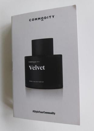 Пробник парфюма commodity