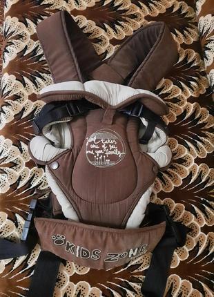 Кингуру( детская переноска)