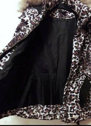 Тёплая куртка, пуховик, 44-46?, h&m5 фото