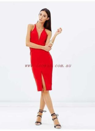 Bardot шикарное платье,нарядное,хс-с