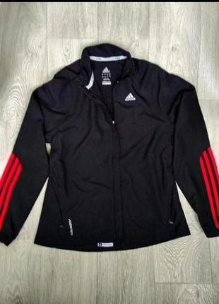 Спортивная куртка ветровка adidas clima365(originals)