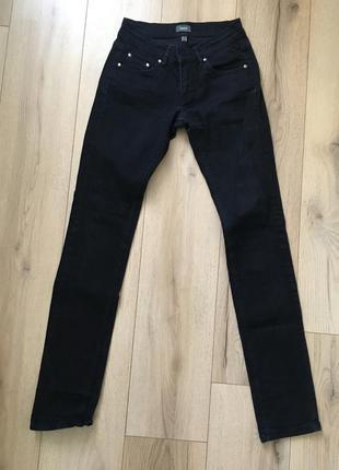 Чёрные джинсы mexx