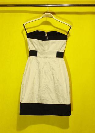 H m платье с корсетом