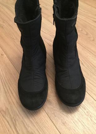 Ботинки зимние geox 36