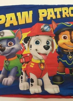 Наволочка детская paw patrol
