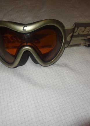 Очки горнолыжные carrera.