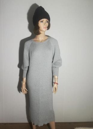 """Шикарное плотное платье резинка oversize """"10days"""""""