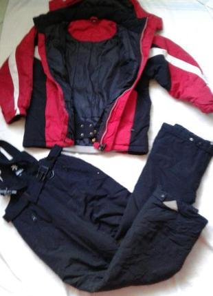 Термо костюм зимний на 9-10 лет